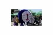 「日本の右翼政治家は、ドラえもんが持つ平和・友愛のイメージに学べ」【人民日報】