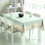 『【参考になる】欧風テーブルクロスでオシャレなキッチンにしてみましょう★』の画像