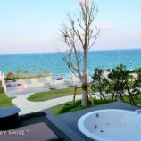 『沖縄2018株主優待の旅:ザ・ひらまつホテル&リゾーツ宜野座(お部屋2)』の画像