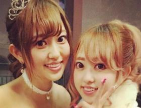 菊地亜美「2歳年上の姉はキャバ嬢」