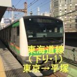 『東海道線 車窓[下り・1]東京→平塚』の画像