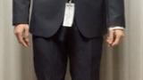 ワイのスーツ姿どうや?(※画像あり)