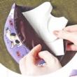 【速報】サライ 2021年 03月号 《特別付録》 『俺、つしま』×歌川国芳 猫づくしマスクケース
