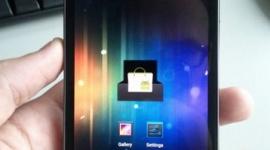 ドコモ、サムスンの最新スマホ「Galaxy Nexus」発表…ドコモ社長「ほぼ世界最速です」