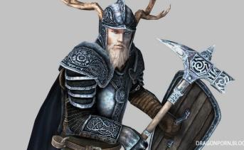 Talos Housecarl Armor Pack