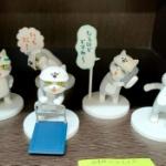 ヨシ!大人気「仕事猫ガチャ」第2弾が登場!「仕事猫 ミニフィギュアコレクション2」