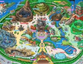 【朗報】ジブリのテーマパーク構想、公表される