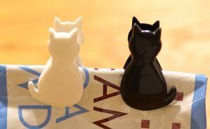 """セリアで見つけた""""猫形クリップ"""""""