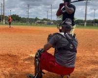 【朗報】ようやくロハスが野球やってるインスタうPする