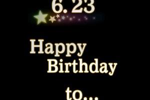 【グリマス】りっちゃん誕生日おめでとう!&誕生日お祝い機能が進化!