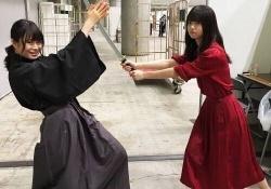 乃木坂46・齋藤飛鳥&山崎怜奈のこの画像すこすこwwwww