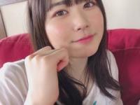 【日向坂46】丹生さんが髪をおろしてる珍しいショット。これもまた可愛い・・・・