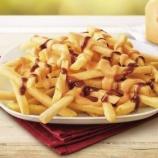 『マクドのポテトに新メニュー「バーベキュー&チェダーチーズソース」 価格は330円』の画像