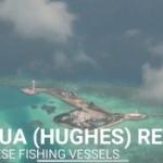 【動画】フィリピン軍「我が国の主権海域に中国船が集結、違法構造物を発見」と公表