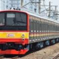 6M2Tの異端児、205系武蔵野線M51編成ジャカルタデビュー(9月16日)