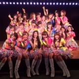 AKB48チームBの集合写真に指原「しーちゃん強そう」