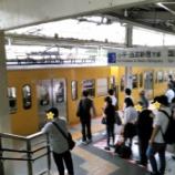 『朝ラッシュ時・萩山駅の乗降観察と西武多摩湖線乗車体験報告』の画像