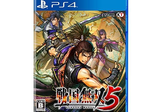 『戦国無双5』PS4版5.5万本、Switch版3.8万本の売上