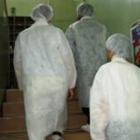 『お菓子工場の見学など、盛り沢山の週末』の画像