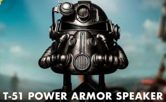 『Fallout 76』T-51パワーアーマー・スピーカーが発売