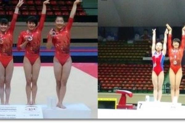 ヒカル・こころのブログ『内村航平history』 - 【アジア体操競技選手権】