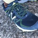 『【釣り用靴】テトラ上ではトレランシューズが最強!』の画像