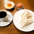江南郊外のオサレな喫茶店でサンドイッチも選べるモーニング/喫茶あすなろ