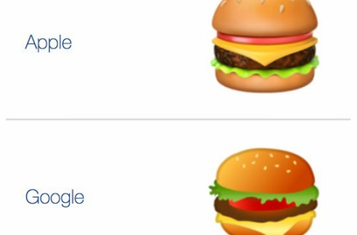 【画像あり】アメリカ、Googleのチーズバーガーの絵文字のチーズの位置を巡って全米が大論争に のサムネイル画像