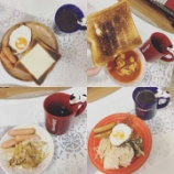 『久々の更新と最近の食事』の画像