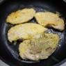 濃厚だけど食べれる「鶏ささみ肉のピカタ」&新聞連載の掲載でした。