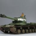 1/48 タミヤ JS-2 重戦車 ソビエト陸軍 製作2 完成