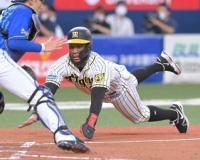 【阪神】ロハス 大激走&来日初2戦連発 後半戦3本塁打6打点、1軍の座渡さない!