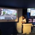 最先端IT・エレクトロニクス総合展シーテックジャパン2013 その59(道路交通情報通信システムセンター(VICSセンター)の1)