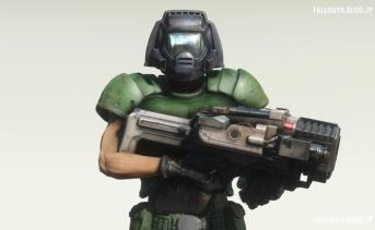 【Creation Club】DOOM Classic Marine Armor