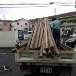 『戸田市鍛冶谷町会盆踊り 今年も櫓組みを行いました』の画像