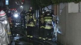 福岡の病院火災で10人の死亡を確認 4人が意識不明