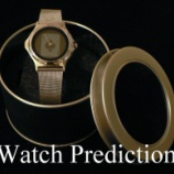 『観客のカードが腕時計に浮かび上がる!』の画像