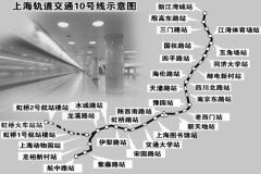 【速報】上海で地下鉄が逆走
