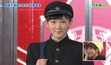【元乃木坂46】生駒里奈の男装が一番好きだわ!