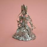 『はんだ付けアート コンテスト応募作品 ソルダープリンセス』の画像