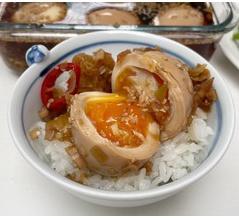 韓国の辛うま「卵かけごはん」〜節約レシピ〜
