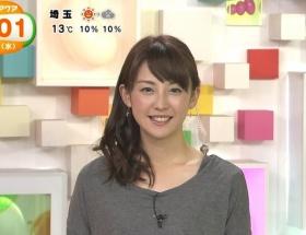 【画像あり】早稲田大学OGでフジテレビ新人の宮司愛海アナ(24)が結構可愛い件