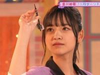 【乃木坂46】金川紗耶って綺麗な目してるな... ※画像あり