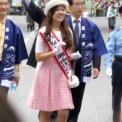 2015年 第42回藤沢市民まつり その76(南口大パレード/海の女王・海の王子)