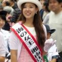 2015年 第42回藤沢市民まつり その111(北口大パレード/海の女王(堀口奈々))