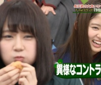 【欅坂46】大食いリベンジマッチシュークリーム編!大食いリベンジマッチ⑤【欅って、書けない?】