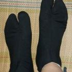 『足袋を買う。』の画像