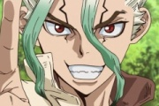 【朗報】Dr.ストーン、1月からアニメ2期放送決定か!!!