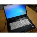 『FMV-A6290 のハードディスク交換とメモリー増設作業』の画像