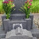 『お墓参り』の画像